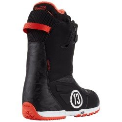 BURTON  Ruler -Black/Red - Men's Snowboard Boot 2021
