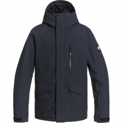 QUIKSILVER Mission Solid - Ανδρικό Snow Jacket - True Black
