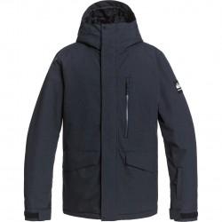 QUIKSILVER Mission Solid - Men's Snow Jacket - True Black