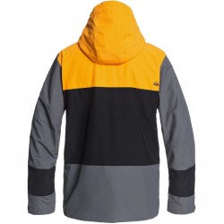 QUIKSILVER Sycamore - Ανδρικό Snow Jacket - Iron Gate