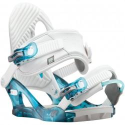 K2 CHARM Frost SNOWBOARD BINDINGS WOMEN'S