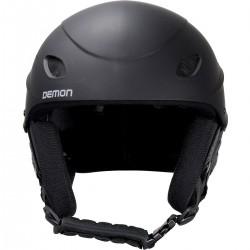 DEMON PHANTOM Helmet With Audio Black
