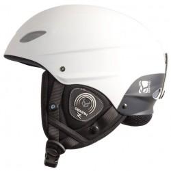 DEMON PHANTOM Helmet With Audio white