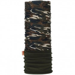 WDX POLARWIND Camouflage Kaki ΜΑΝΤΗΛΙΑ ΛΑΙΜΟΥ