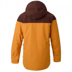 BURTON BREACH INSULATED Golden Oak/Chestnut Men's snowboard Jacket