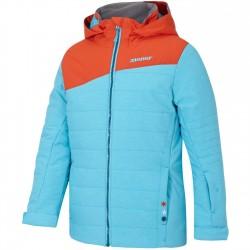ZIENER AIZA Junior Blue Aqua Παιδικό Snow Jacket