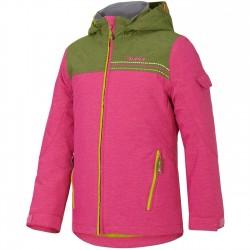 ZIENER ANETE Junior Pink Blossom Παιδικό Snow Jacket