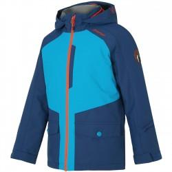 ZIENER APPUT Estate Blue Παιδικό Snow Jacket