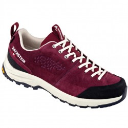 DACHSTEIN SIEGA DDS Women Hiking shoe Aubergine/Off White