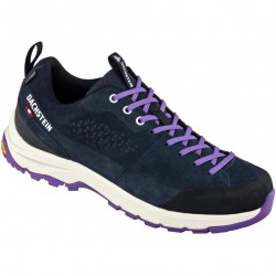 DACHSTEIN SIEGA DDS Women Hiking shoe India ink/Purple night