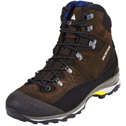 DACHSTEIN SONNBLICK DDS Mens Dark Brown/Black