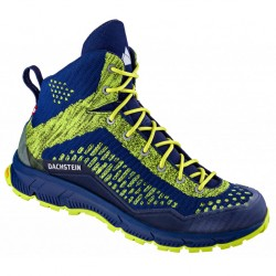 DACHSTEIN SUPER LEGGERA MC DDS Ocean/Lime Mens Hiking shoes