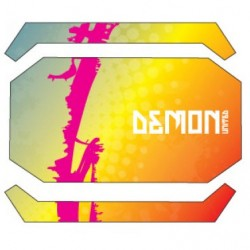 DEMON DS 1008 Machine SNOWBOARD STOMP PADS