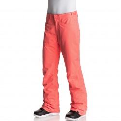 ROXY BACKYARD Neon Grapefruit Women Snow Pants