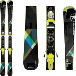 ROSSIGNOL FAMOUS 2 + XPRESS W10