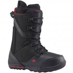 BURTON  RAMPANT Black/Red ΜΠΟΤΕΣ SNOWBOARD