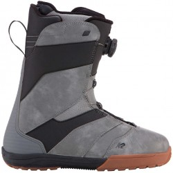 K2 RAIDER Grey Men's Snowboard Boots