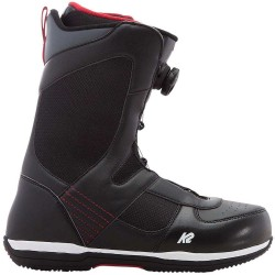 K2 SEEM Black SNOWBOARD BOOTS