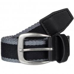 DC DUALTONE Black Webbing Belt