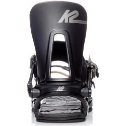K2 Lien AT Black - Ανδρικές Δέστρες Snowboard
