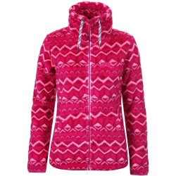 ICEPEAK KARMEN Γυναικείο φλίς - Multicolour Pink