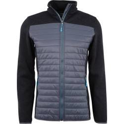 ICEPEAK LARUE Men's Hybrid Jacket - Black