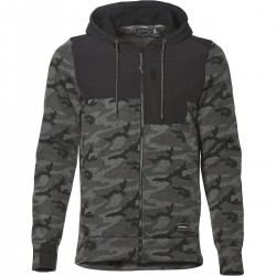 O'NEILL All Terrain Hybrid Fleece - Black Aop
