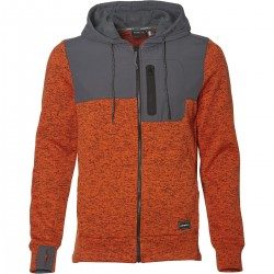 O'NEILL All Terrain Hybrid Fleece-Bright Orange
