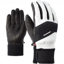ZIENER GOWON AS® PR - Ανδρικά Γάντια ski - White