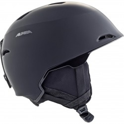 ALPINA MAROI Helmet - Black matt