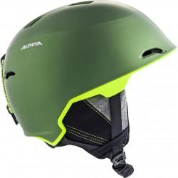 ALPINA MAROI Helmet - Moss Green matt