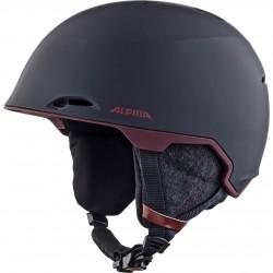 ALPINA MAROI Helmet - Nightblue bordeaux matt