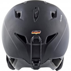 ALPINA PARSENA Helmet - Black matt