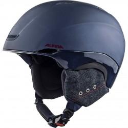 ALPINA PARSENA - Women's Helmet - Nightblue-bordeaux matt