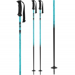 K2 STYLE Aluminium - Γυναικείο μπατόν ski - Blue