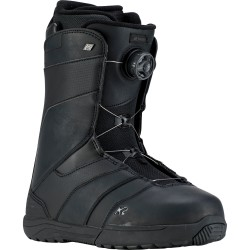 K2 RAIDER Black Men's Snowboard Boots