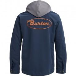 BURTON Dunmore Men's snow Jacket-Mood Indigo