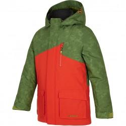ZIENER Arian Junior - Παιδικό Mπουφάν Ski/Snowboard - Orange/Spice