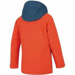 ZIENER Arko Junior - Παιδικό Mπουφάν Ski - Orange Spice