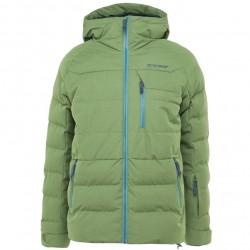 ZIENER Tayfun Allmountain - Men's Snow Jacket - Olive