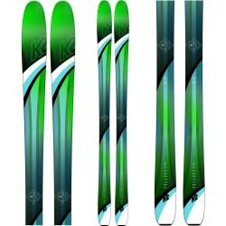 K2 FULLUVIT 95 Ti - Women's skis