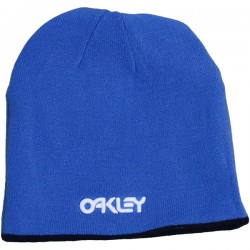 OAKLEY B1B Logo Reversible Beanie - California Blue