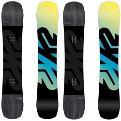 K2 Afterblack Wide Men's snowboard