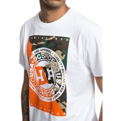 DC WARFARE SS White Men's T-Shirt