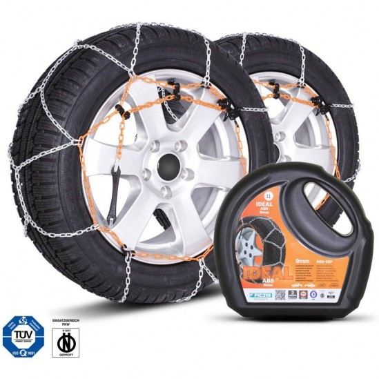 PICOYA IDEAL 9mm ABS - Snow chains