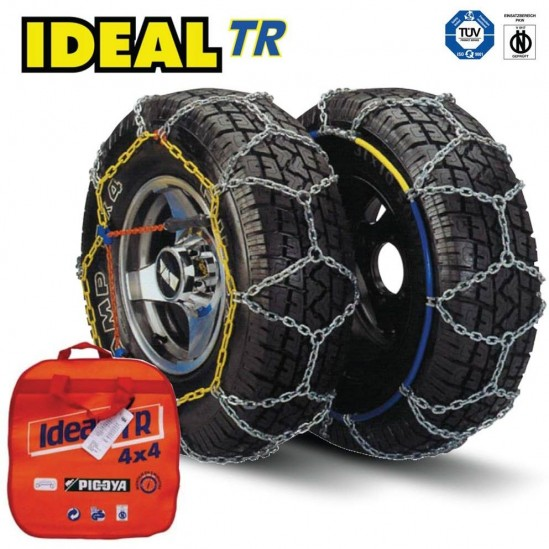 PICOYA IDEAL TR 16mm - Snow chains for 4x4, SUV, Vans