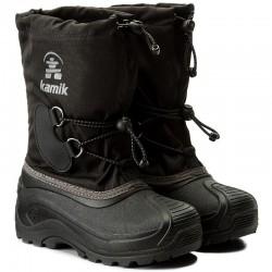 Kamik SOUTHPOLE4 - Παιδικές Χειμερινες Μπότες Apre - Black