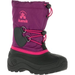 Kamik SOUTHPOLE4 - Children Winter boots - Grape