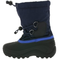 Kamik SOUTHPOLE4 - Children Winter boots - Navy