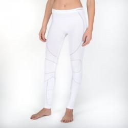 MICO 1846 - Γυναικείο skintech θερμοεσώρουχο κολάν - White